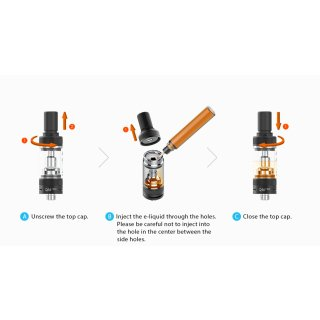 JustFog Q16 Pro Clearomizer Kit