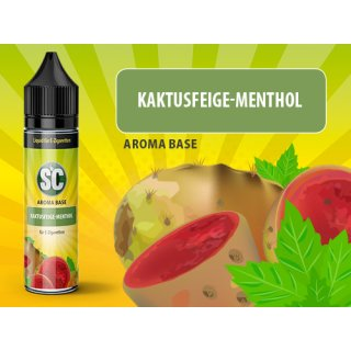 Vape Base - Kaktusfeige-Menthol 0mg/ml 50ml
